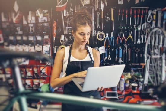 Warenwirtschaftssystem Fahrradhandel